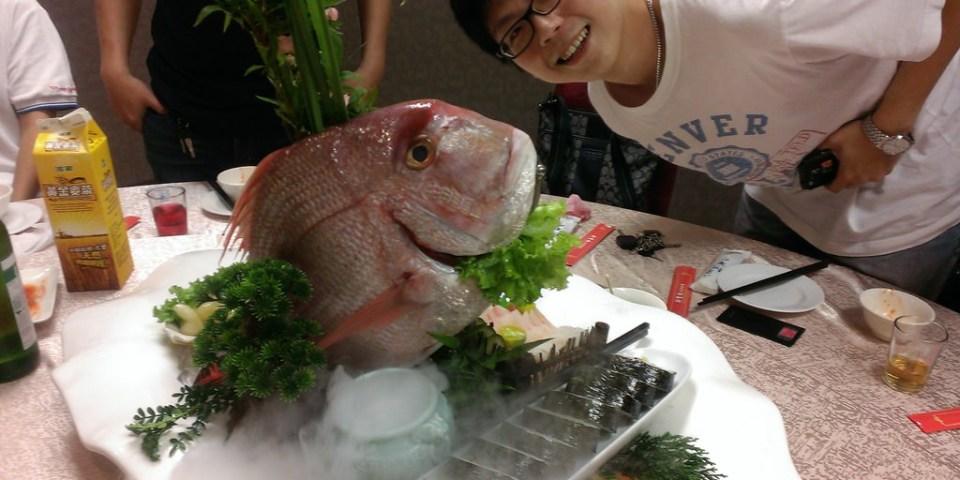 [新竹]新聖地休閒庭園海鮮-無菜單豪華海鮮餐廳--踢小米食記