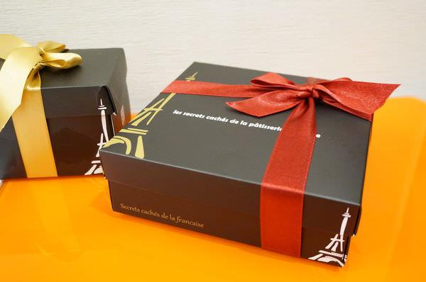 【網購試吃】法國的秘密甜點-超濃郁諾曼地牛奶蛋糕與西非生巧克力的饗宴–踢小米食記