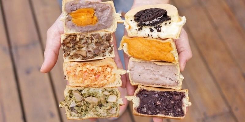 新竹紅豆餅|青畑九號豆製所在新竹市也可以買到啦!爆料內餡車輪餅有榴槤飄香也有北海道牛奶及南國紅豆口味(價格營業時間地址外送電話)--踢小米食記