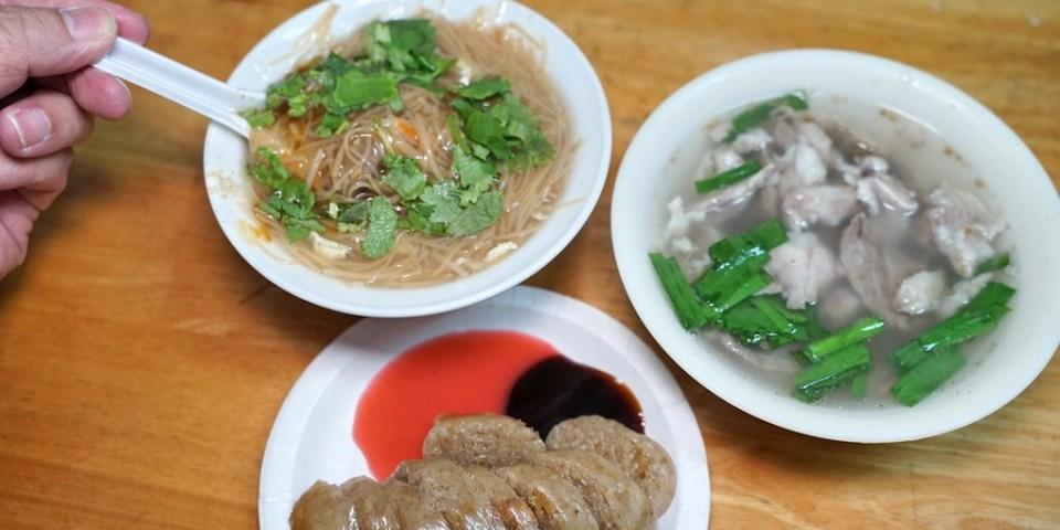 新竹半夜一點才開的深夜懷念30年麵線糊。在地人的宵夜早餐小吃美食(菜單營業時間地址)