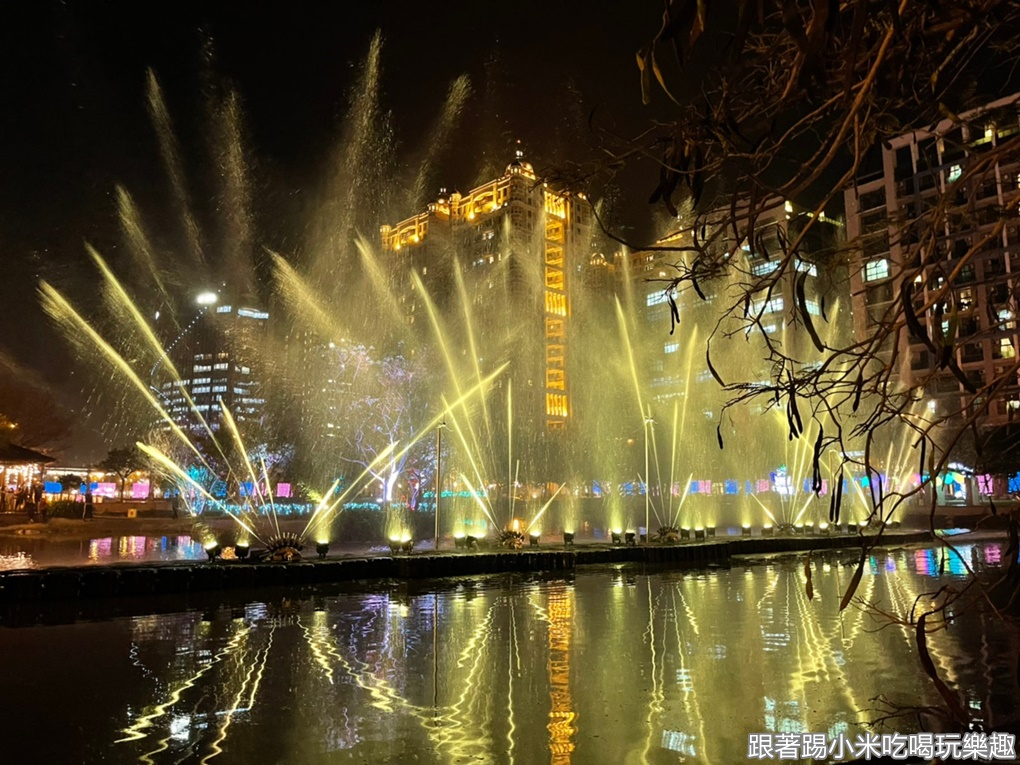 2021牛年竹北元宵燈會就在水圳森林公園。花燈可以先去看囉!活動資訊整理(不斷更新)
