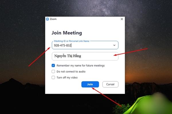 Zoom là gì? Cách sử dụng ứng dụng họp trực tuyến trên thiết bị - Ảnh 4