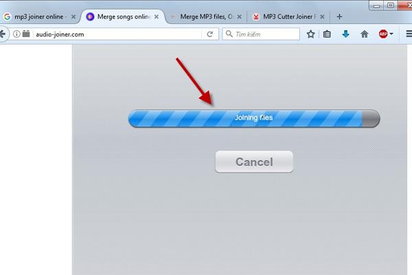 Hướng dẫn cách cắt ghép nhạc mp3 mp4 online nhanh chóng - Ảnh 4