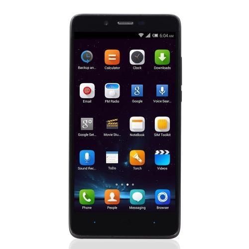 "Elephone P6000 Pro 4G FDD-LTE MTK6753 64-bit Octa Core Smartphone 5.0"" HD Android 5.1 3G+16G 2MP 13MP Dual Cameras"