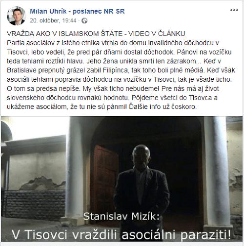 Stanislav Mizík a jeho