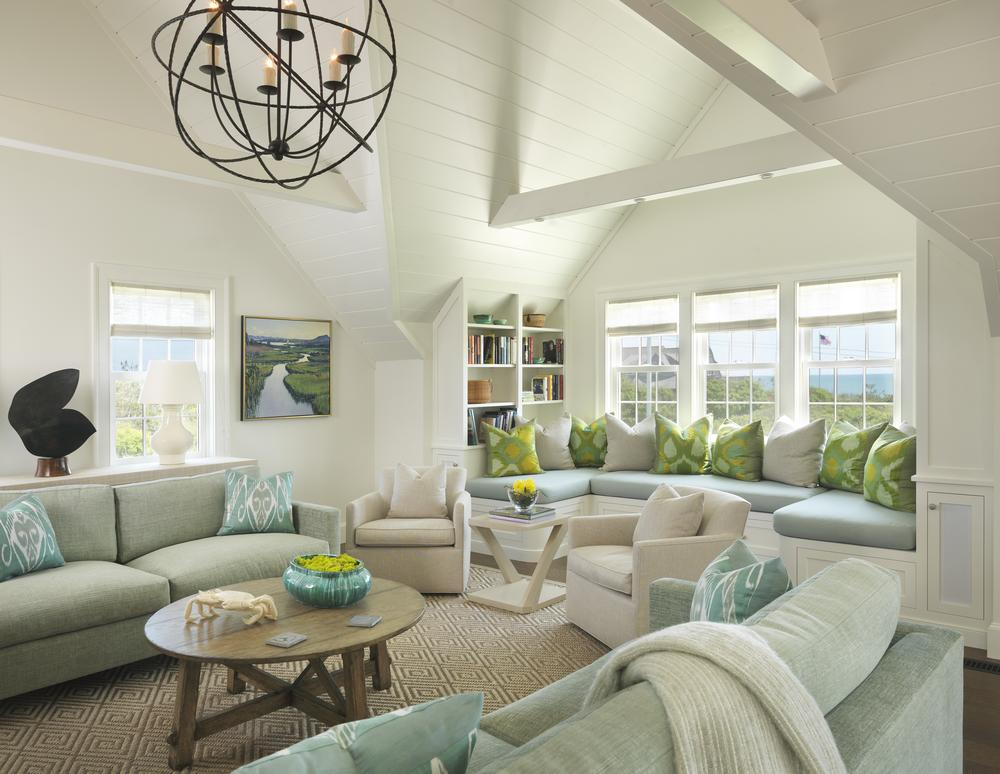 Stunning Nantucket Decorating Style Gallery - Interior Design ...