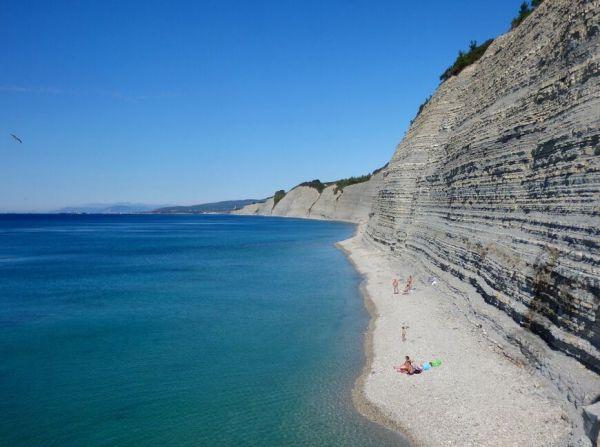 Дикий пляж «Сосновка», Геленджик. Отзывы, фото, видео ...