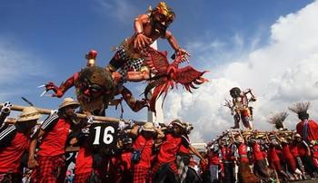 Новый год на Бали: туристов призывают к тишине , 13 марта ...