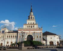 Казанский вокзал, Москва. Гостиницы рядом, расписание ...