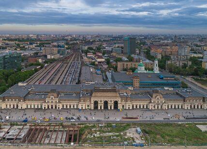 Павелецкий вокзал, Москва. Гостиницы рядом, расписание ...