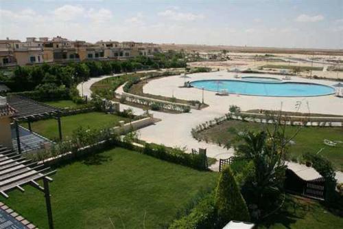 Апартаменты Ghazala Bay Resort Chalet G, Эль-Аламайн ...