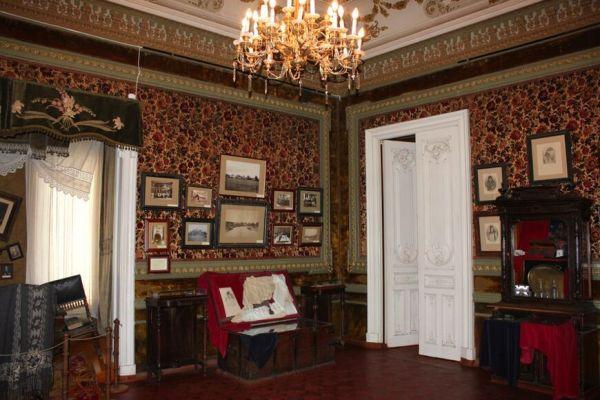 Литературный музей Нижнего Новгорода. Сайт, экспозиции ...