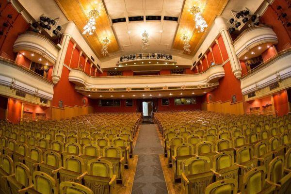 Театр Новая Опера в Москве — официальный сайт, афиша на ...