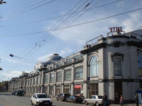 Крытый рынок, Саратов — адрес, фото, история, официальный ...