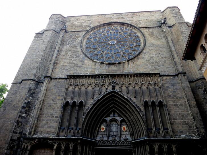 Katedral Santa Maria del Mar