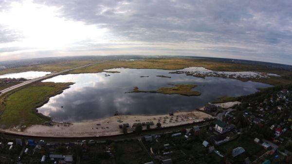 Озеро Липовое в Тюмени — база, пляж, цены, рыбалка, фото ...