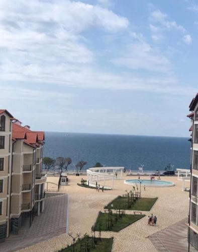 Апартаменты Студия с видом на море, Геленджик ...