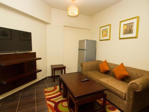 Апартаменты شقة فندقية فى جولف بورتو مارينا, Эль-Аламайн ...
