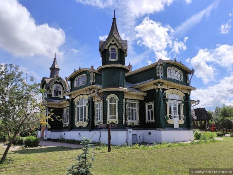 Дом М.И. Шорина, начало 20 века