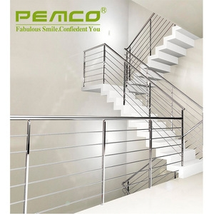 Foshan Factory Safty Outdoor Balustrades Handrails Stair | Stainless Steel Handrails For Outdoor Steps | Modern | Safety | Staircase | Garden | External