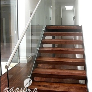Interior Home Used Solid Oak Wood Stair Treads Wholesale Stairs   Solid Oak Stair Treads   Landing   Laminate   Rectangle   Metal Stair   Riser