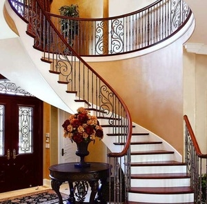 Modern Spiral Staircase Used Spiral Staircase Indoor Spiral | Wrought Iron Spiral Staircase | Wood | Gothic | Small | Mezzanine | Internal
