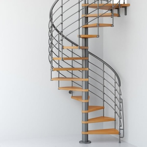 Hot Sale Metal Arc Cast Iron Used Spiral Staircase For Indoor   Used Spiral Staircase For Sale Near Me   Staircase Kits   Demose Hardware   Wrought Iron   Railing   Stainless Steel