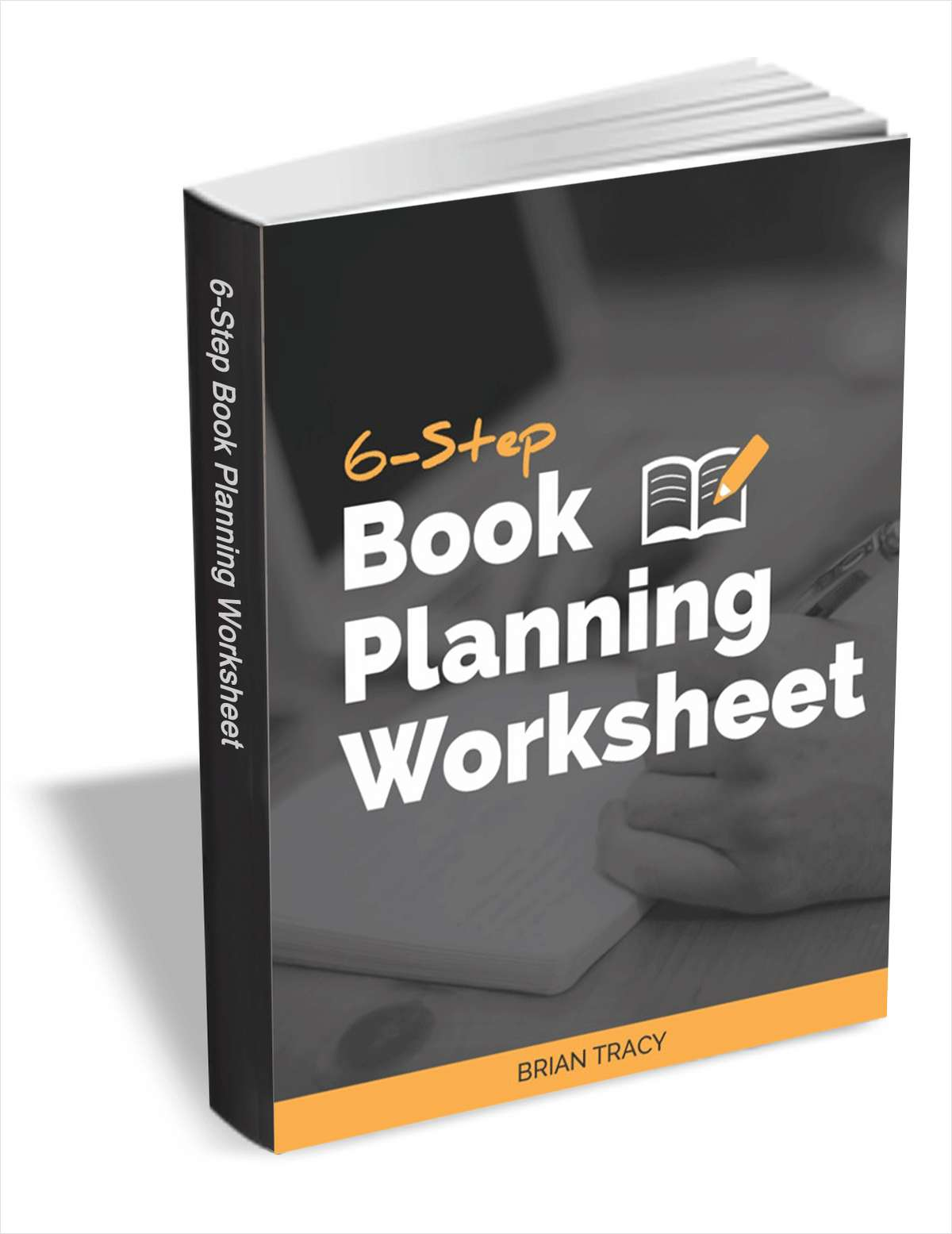 6 Step Book Planning Worksheet Free Eguide