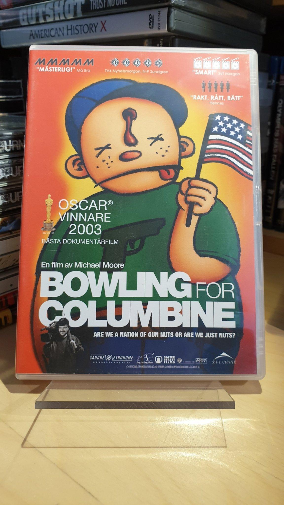 Bowling For Columbine Dvd Kop P Tradera