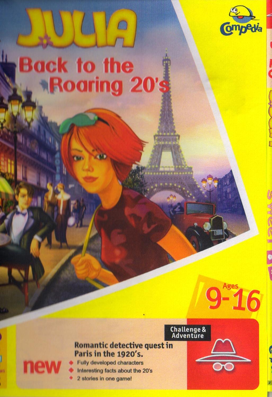Julia Back To The Roaring 20s Gameshop P