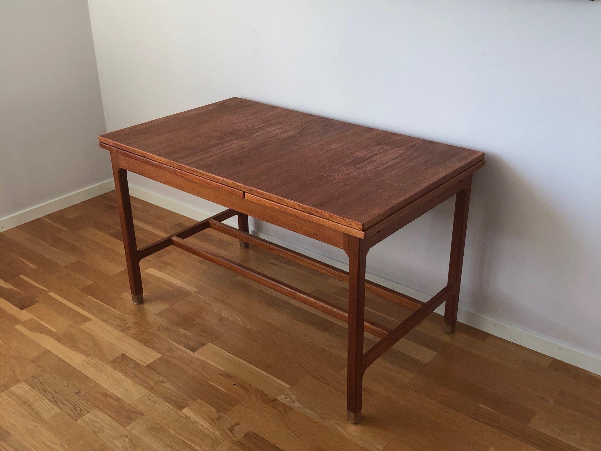 Soffbord Teak Ellbe Patent 195060 Tal Mobler Bord