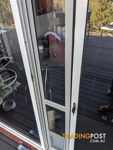 pet door for patio sliding