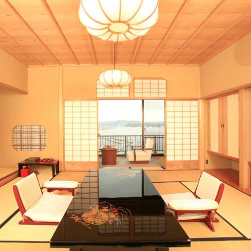 料亭・温泉旅館 小樽平磯温泉湯元 銀鱗荘<北海道>/客室