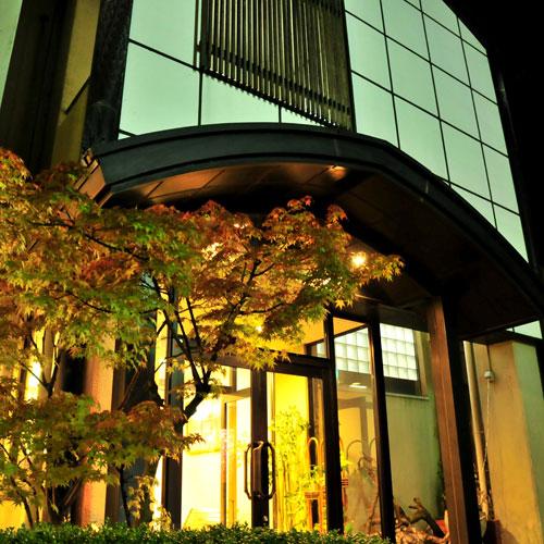 長湯温泉 上野屋旅館/外観