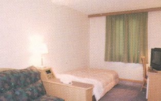 都城グリーンホテル/客室