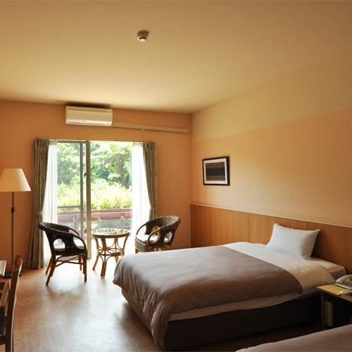 西表島ジャングルホテル パイヌマヤ/客室