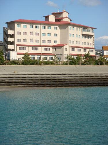 あまくさ温泉ホテル四季咲館/外観