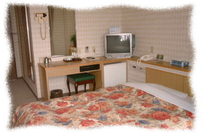 ビジネスホテル レマン/客室