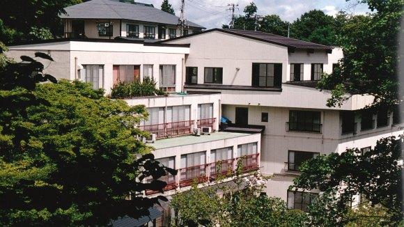 二岐温泉 柏屋旅館/外観