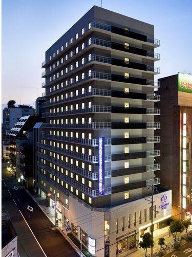 ダイワロイネットホテル大阪上本町/外観
