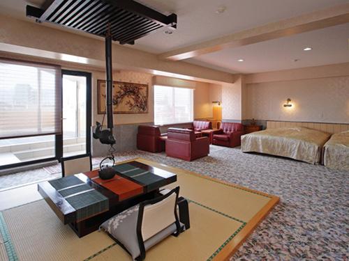 原鶴温泉 ホテルTOPMEGA伊藤園/客室
