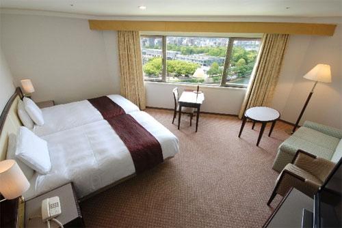 ホテルサンルート広島/客室