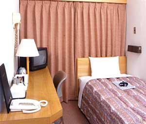 ホテルテトラ池袋(旧:ビジネスホテル西池)/客室