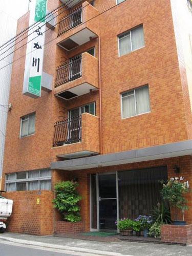 ファミリーホテル ふか川/外観