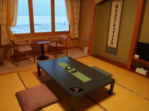 ウトロ温泉 ホテル季風クラブ知床/客室