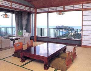 紀州温泉 雑賀の湯 双子島荘/客室