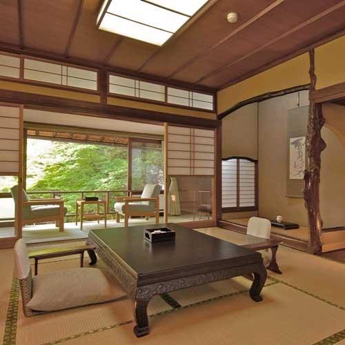 湯田温泉 西村屋 中原中也ゆかりの宿/客室