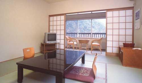 十津川上湯温泉 旅館神湯荘/客室