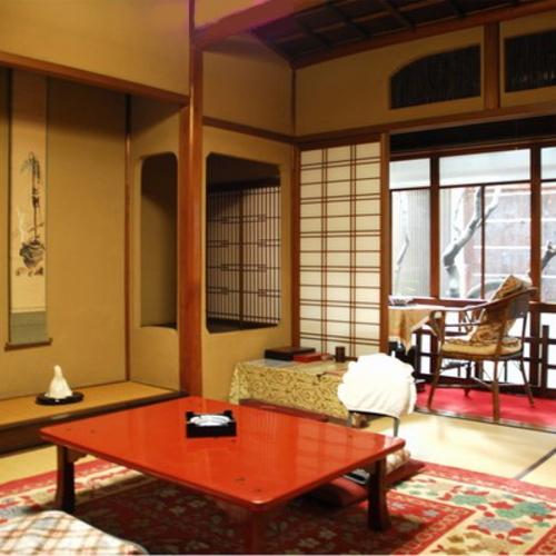 登録有形文化財の宿 西山本館/客室