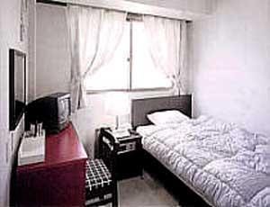 ビジネスホテルとっぷイン神楽野/客室